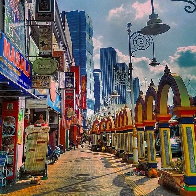 KL Little India